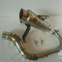KNALPOT CLD MONSTER ALLATIC READY MIO VARIO BEAT SCOOPY