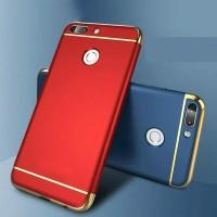Harga oppo f9 hard case 3in1 luxury electroplating | antitipu.com