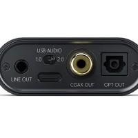 FiiO K3 USB Digital Analog Converter with Headphone Amplifier