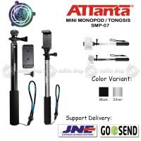 Tongsis Monopod Attanta u/ SMP-07 Gopro, SJ4000, SJ5000, Xiaomi Yi