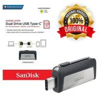 SANDISK OTG USB 3.1 TYPE C 128GB DUAL DRIVE 128 GB FLASHDISK 150MB/S