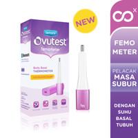 Ovutest Femometer - Termometer Masa Subur - Kehamilan