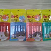 Me-O Creamy Treats Cat Food