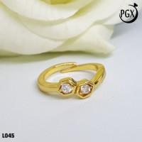Cincin Anak Perhiasan Xuping Lapis Emas - L045