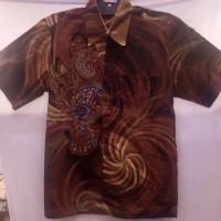 BEST SALE Baju Kemeja Batik Pria By Wax