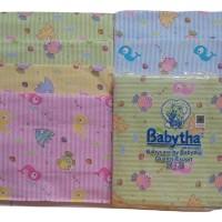 BABYTHA 6pcs BEDONG SELIMUT BAYI ORIGINAL BEDONG BABY BAYI 90x90 cm