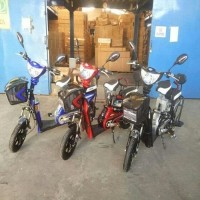Harga sepeda listrik earth gold super | Pembandingharga.com