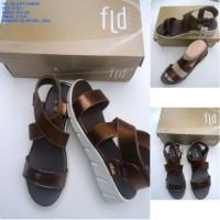 Sandal Heels Wanita CONNEXION | Sepatu Sandal Nevada | Wedges CONNEXIO