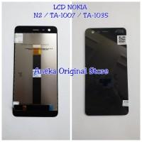 Lcd Touchscreen Nokia N2 N 2 TA-1007 / TA-1035 1Set Original