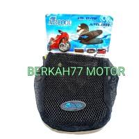 Sarung Jok Jaring HITAM MOTOR Termurah