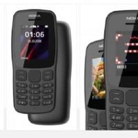 NOKIA 106 DS GSM AREA NEW ARIVAL NOKIA 2018 HANDPHONE KEYPAD DUALSIM