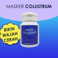 paket anti aging colustrum masker alami pengencang kulit wajah