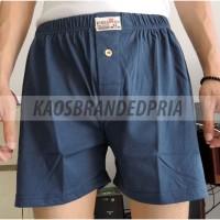Celana Boxer Pria KINGSMAN ! Size M, L, XL - Celana Santai, Celana T