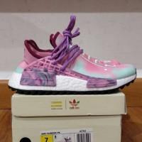 2787c125286db adidas NMD Hu Trail Holi Pink Glow BEST UA ORIGINAL BASF BOOST