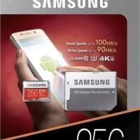 Terpopuler Samsung Micro Sd Card 256 Gb Evo Plus U3 4K