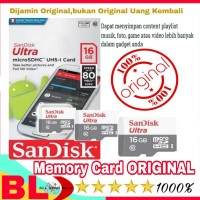 Menarik Memori Card Sandisk Ultra Micro Sdhc Sandisk Ultra 16 Gb Glass