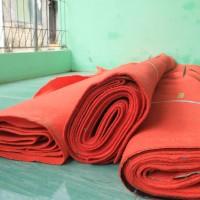 Karpet Buana Bekas Warna Merah untuk Lantai Panggung/Wedding/Event