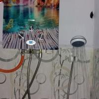 water heater niko kaca untuk mandi air hangat tanpa listrik