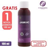 Paket Hemat 6 Jamkho 100ml GRATIS 1
