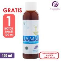 Paket Hemat 6 Jamsi 100ml GRATIS 1