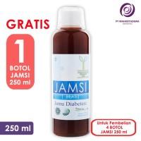 Paket Hemat 4 Jamsi 250ml GRATIS 1
