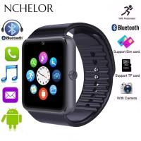 Harga smart watch pria pedometer smart watch sim kartu tf kartu jam | Pembandingharga.com