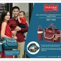 Dialogue tas kecil botol susu emerald series DGT7401