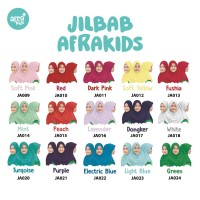 AFRAKIDS - JILBAB SIZE L - XL