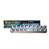 Splitter Skyview 16 way Untuk 16 Receiver