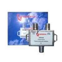 Switch Getmecom 22K On Off 2 Satelit 1 Receiver