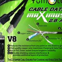 Terbaik yumoto usb kabel data and charger/maximus micro 1 meter