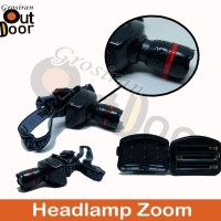 Headlamp Zoom / Terang