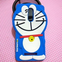 CASE 4D DORAEMON XIAOMI REDMI NOTE 3 KARAKTER SOFT SILICON DORAEMON