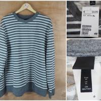 Sweater H&M Original Stripe Salur