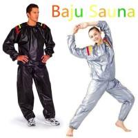 Termurah - Baju Sauna / Sauna Suit / Jaket Sauna Suit Unistar