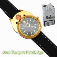 Jam Tangan Korek Api / Cigarette Lighter