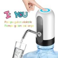 Pompa galon recharge / Pompa galon elektrik ( USB Charge )