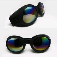 Kacamata Google helm cakil-retro-classic premium