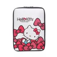 Tas Sarung Laptop Sleeve Softcase Hello Kitty Neoprene 14 inch White 1a4300a04b