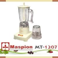 Maspion BLENDER MT - 1207 + MILL maspion Sale Promo Murah