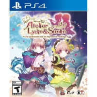 Atelier Lydie & Suelle: The Alchemists and the Mysterious Paintings ps