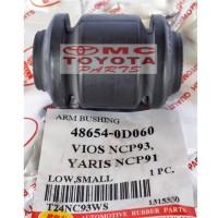 Karet Bush Bushing Lower Arm Depan Vios Yaris 48654-0D060-RBI