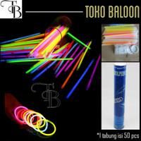 Glow Stick Fosfor Light Warna Warni/ Glowstik / Glowstick Light