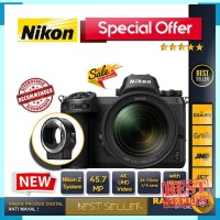 Harga baru nikon z7 mirrorless digital camera with 24 70mm lens and | Pembandingharga.com