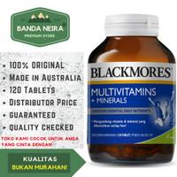 Blackmores Multivitamins + Minerals 120 Tablet