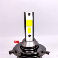 LAMPU UTAMA LED H4 TIGA WARNA | LED MOTOR HS1 TRIPLE COLOR | HS1 H4 Z5