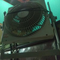kipas angin listrik blower