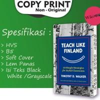 Teach Like Finland: 33 Simple Strategies for Joyful Classrooms (Repro)