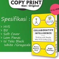 Collaborative Intelligence - Dawna Markova (Buku Leadership/ Import)