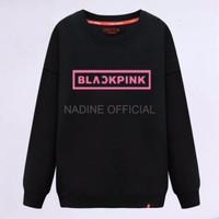 Jual Kaos Santai Wanita Blackpink Tshirt Jakarta Barat Nadine